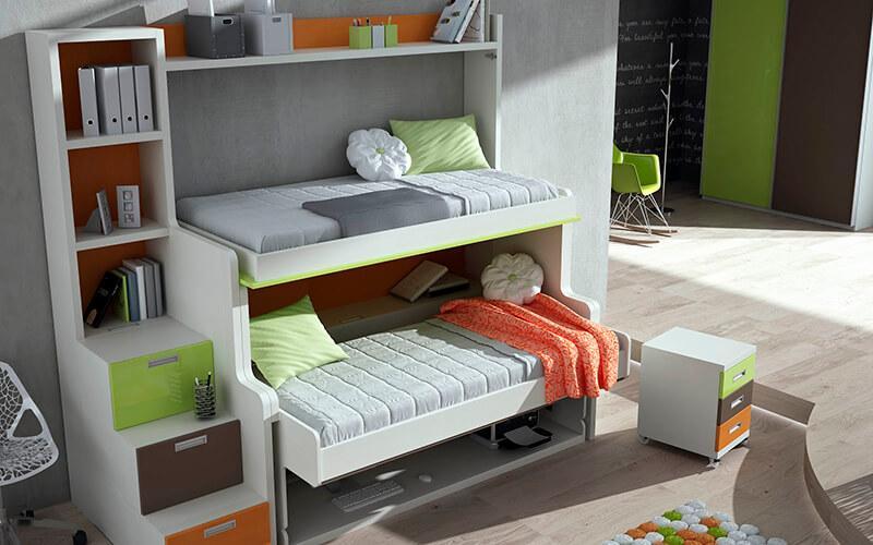 двухъярусная кровать-трансформер 2