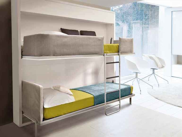 двухъярусная кровать-трансформер 1