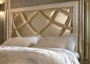 Нестандартные формы в дизайне спинки кровати 2