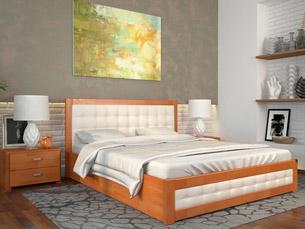 Комбинированный стиль изголовья кровати 1