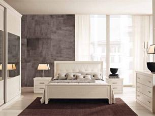 Комбинированный стиль изголовья кровати 2
