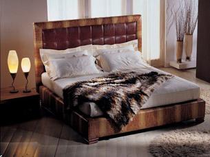 Комбинированный стиль изголовья кровати 3