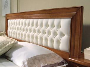 Комбинированный стиль изголовья кровати 6