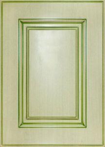 Патина зеленая