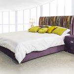 Выбираем кровать с мягким изголовьем 7