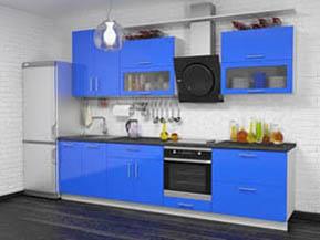 кухня с фасадом стандарт 1