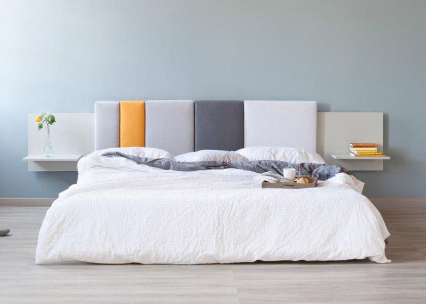 Выбираем кровать с мягким изголовьем 3