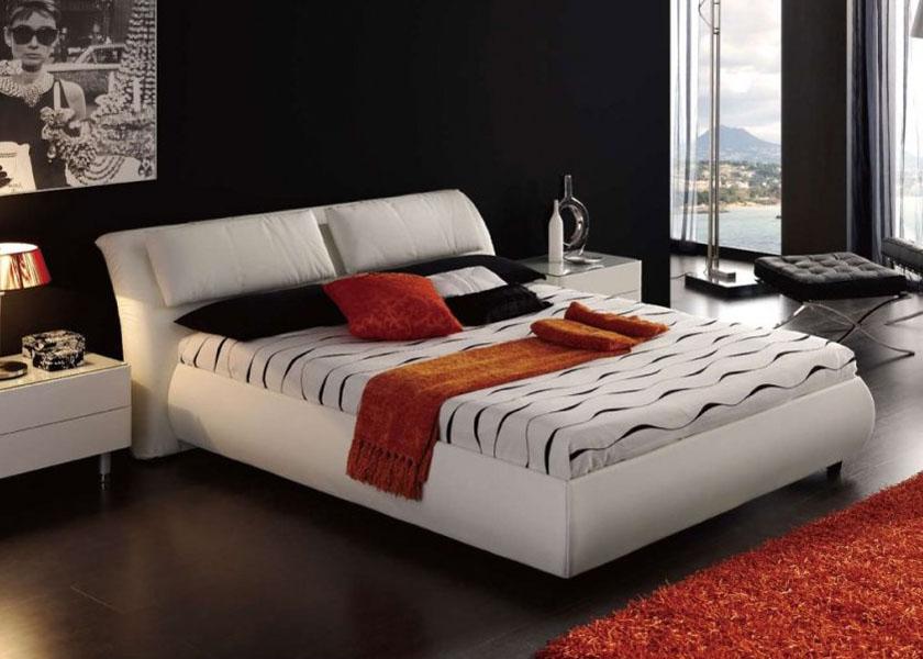 Выбираем кровать с мягким изголовьем 10