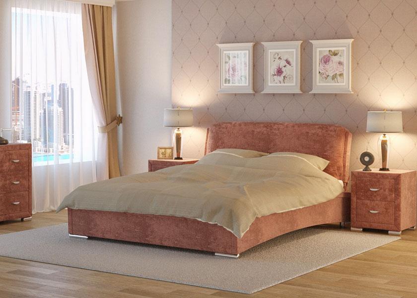 Выбираем кровать с мягким изголовьем 9