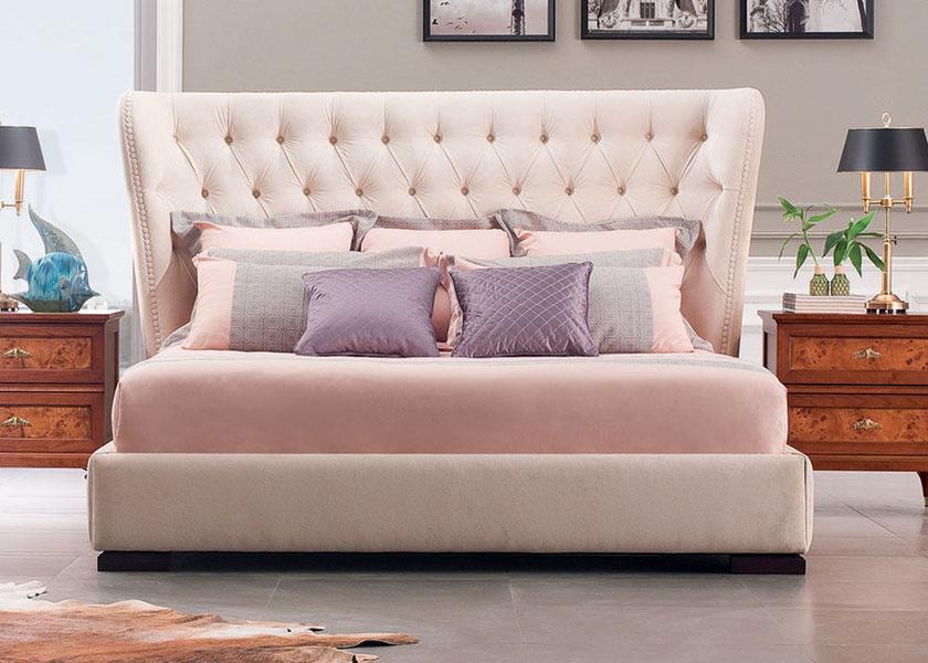 Выбираем кровать с мягким изголовьем 8