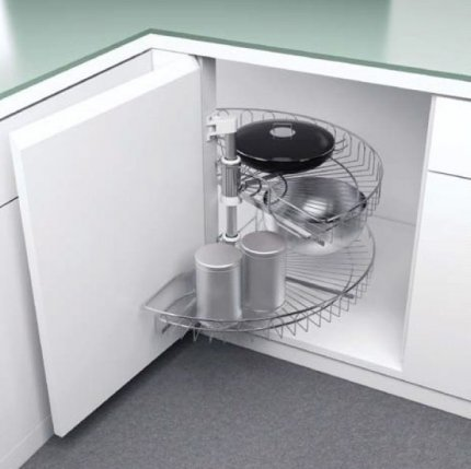 Фурнитура для кухни 001