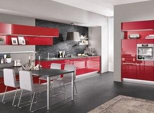 угловая кухня 125а