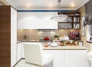 угловая кухня 129а