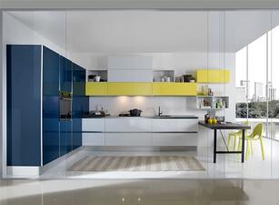 угловая кухня 133а