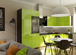 угловая кухня 136а