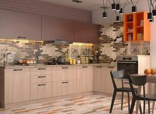 угловая кухня 147а