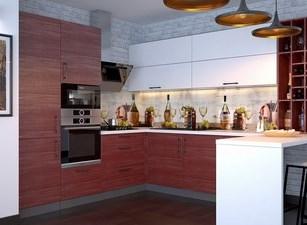 угловая кухня 151а