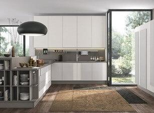 угловая кухня 154а