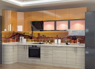 угловая кухня 161а