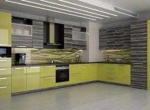 угловая кухня 162а