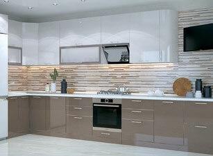 угловая кухня 163а