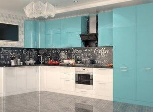 угловая кухня 164а