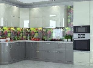 угловая кухня 165а