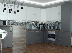 угловая кухня 166а