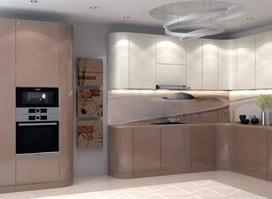 угловая кухня 167а