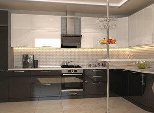 угловая кухня 168а