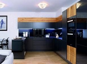 угловая кухня 175а