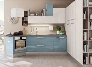 угловая кухня 177а