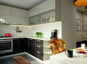 угловая кухня 179а