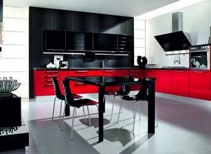 угловая кухня 180а