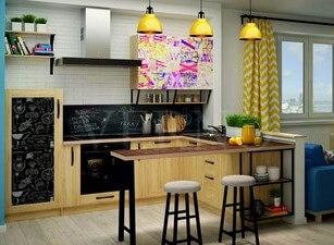 угловая кухня 184а