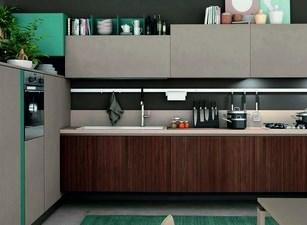 угловая кухня 185а
