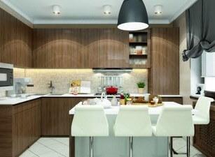 угловая кухня 186а