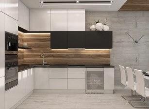угловая кухня 189а