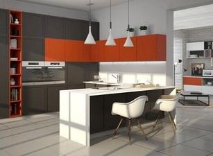 угловая кухня 206а