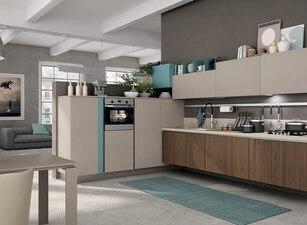 угловая кухня 208а