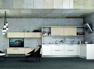 угловая кухня 210а