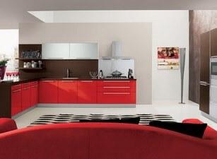 угловая кухня 217а