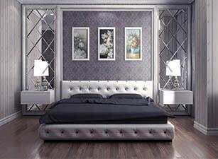 Кровать 003а