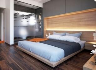 Кровать 007а