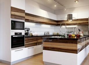 кухня с островом 004а