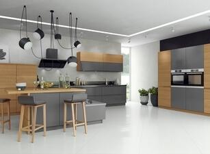 кухня с островом 118а