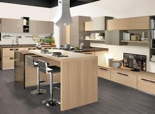 кухня с островом 119