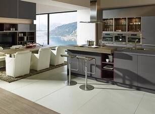 кухня с островом 131а