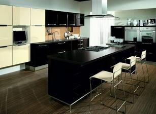 кухня с островом 146а