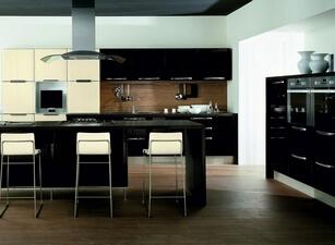 кухня с островом 151а